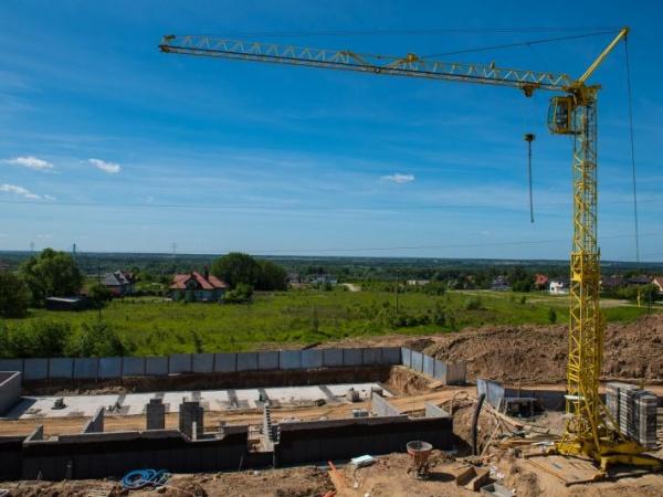 Aktualności z budowy - wrzesień 2017