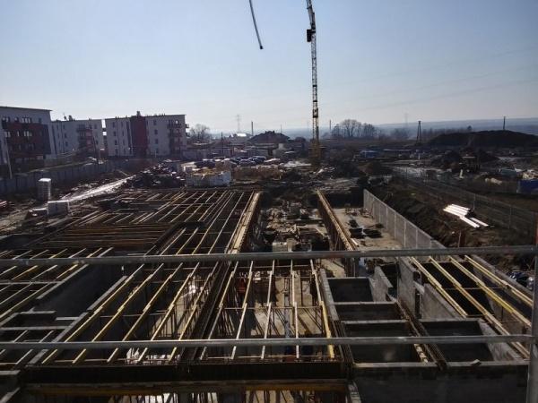 Aktualności z budowy - marzec 2020