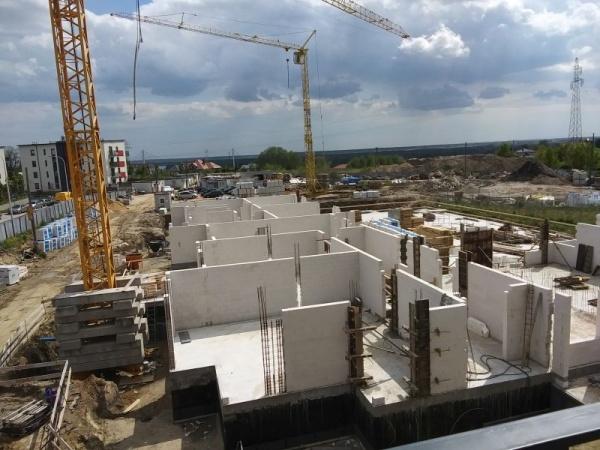 Aktualności z budowy - maj 2020